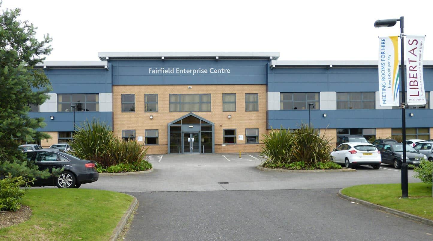 fairfield industrial estate louth